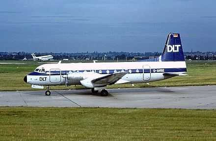 Picture-of-HS 748-2B InterCity-Aircraft gallery