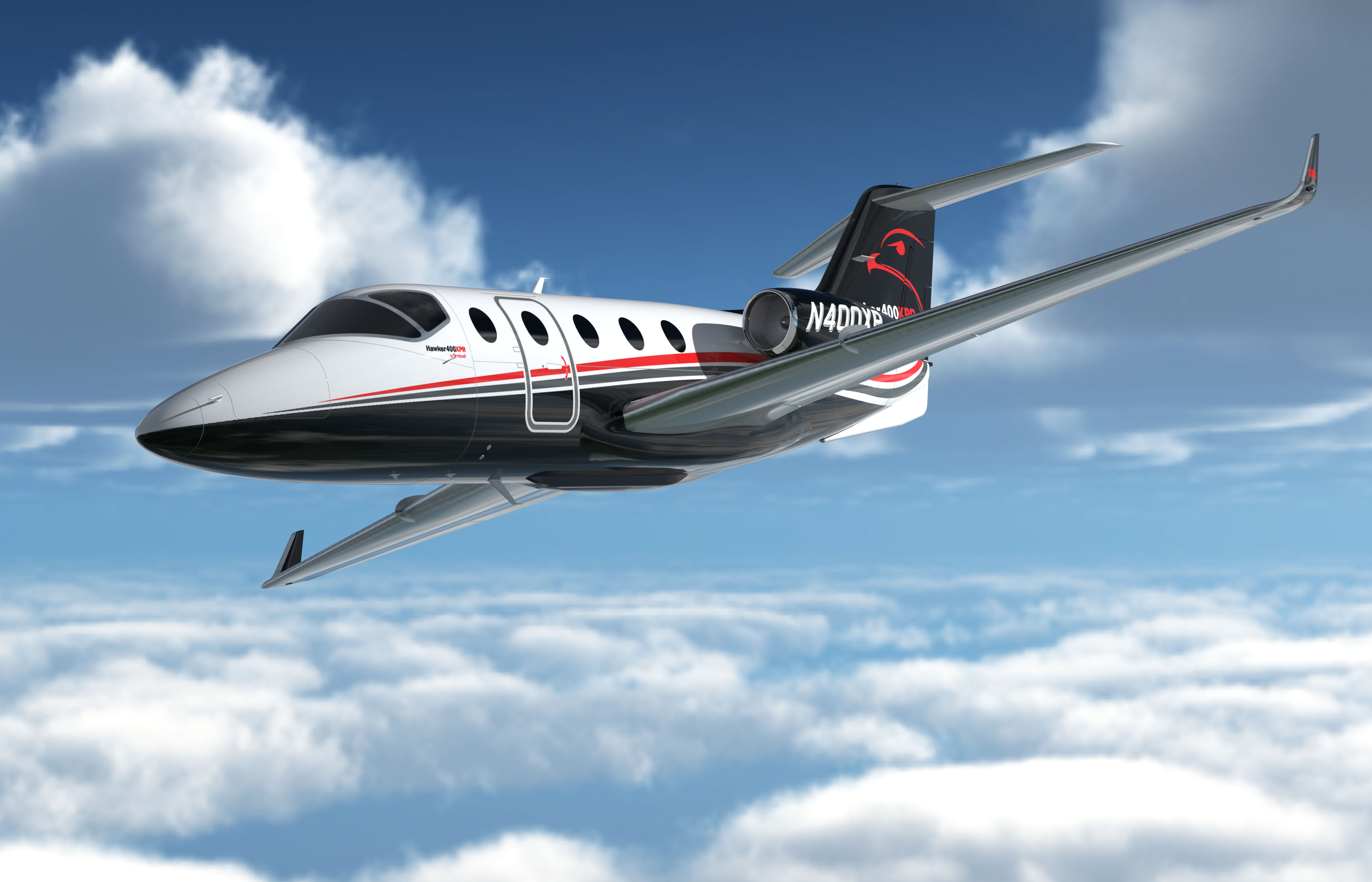 Picture-of-Hawker 400XPR-Aircraft gallery