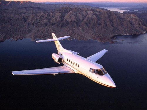Picture-of-Hawker 600-731-Aircraft gallery