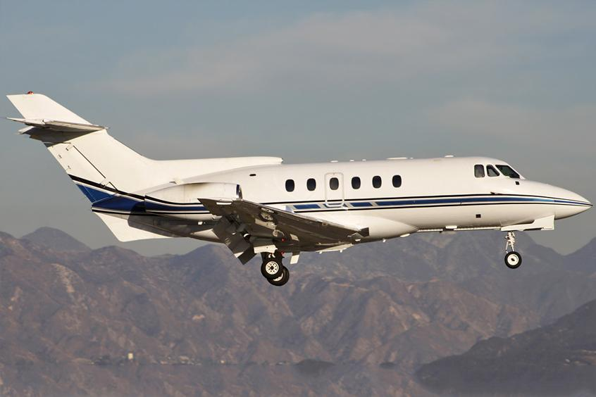 Picture-of-Hawker 600-Aircraft gallery