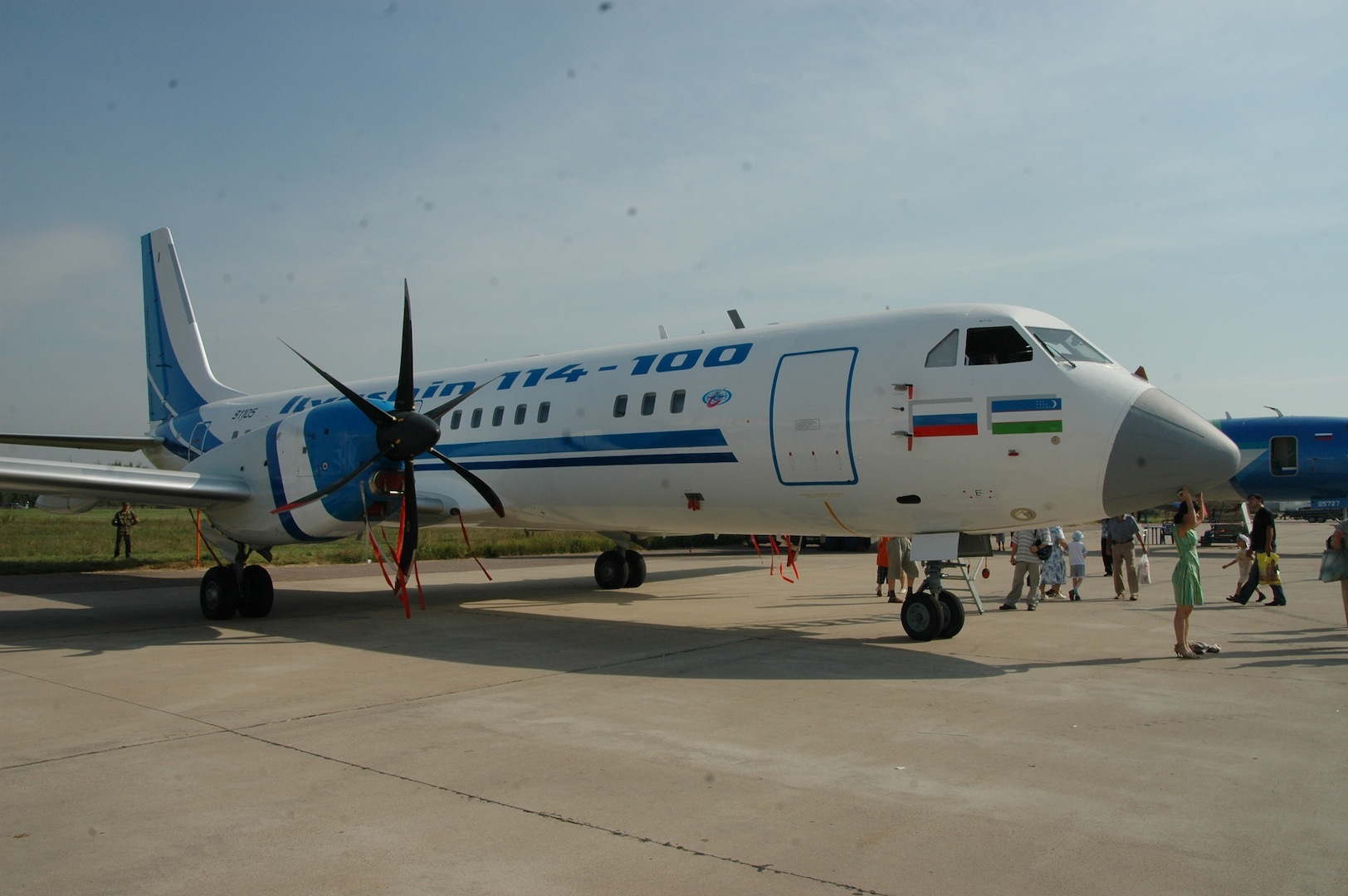 Picture-of-IL-114-Aircraft gallery