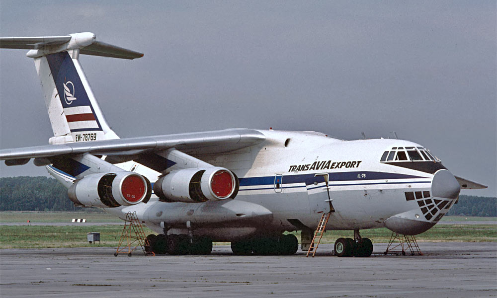 Picture-of-Ilyushin IL-76-Aircraft gallery