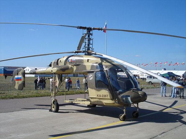Picture-of-Ka-26 Hoodlum-Aircraft gallery