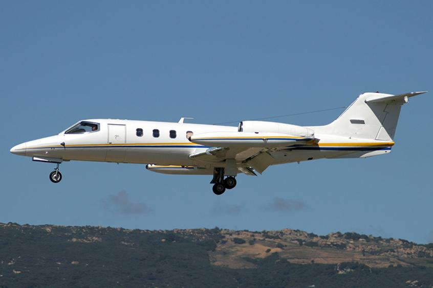 Picture-of-Learjet 36A-Aircraft gallery