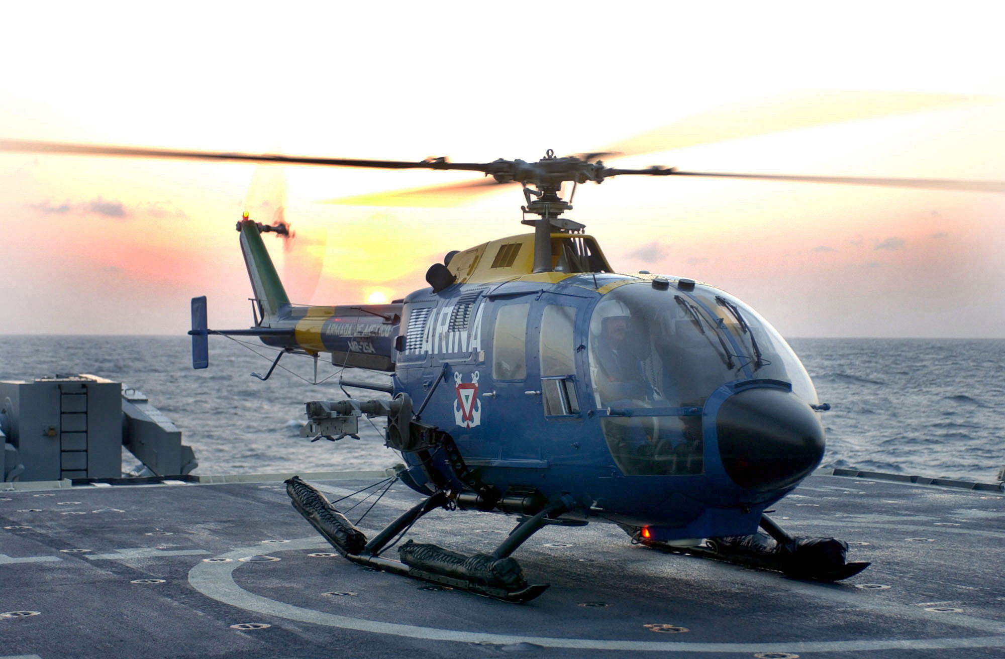 Picture-of-Bo 105CB-Aircraft gallery
