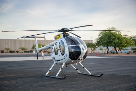 Picture-of-MD 500ER-Aircraft gallery