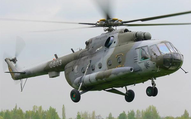 Picture-of-Mil Mi-8 Hip-Aircraft gallery