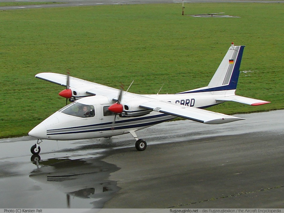 Picture-of-P68B Observer-Aircraft gallery