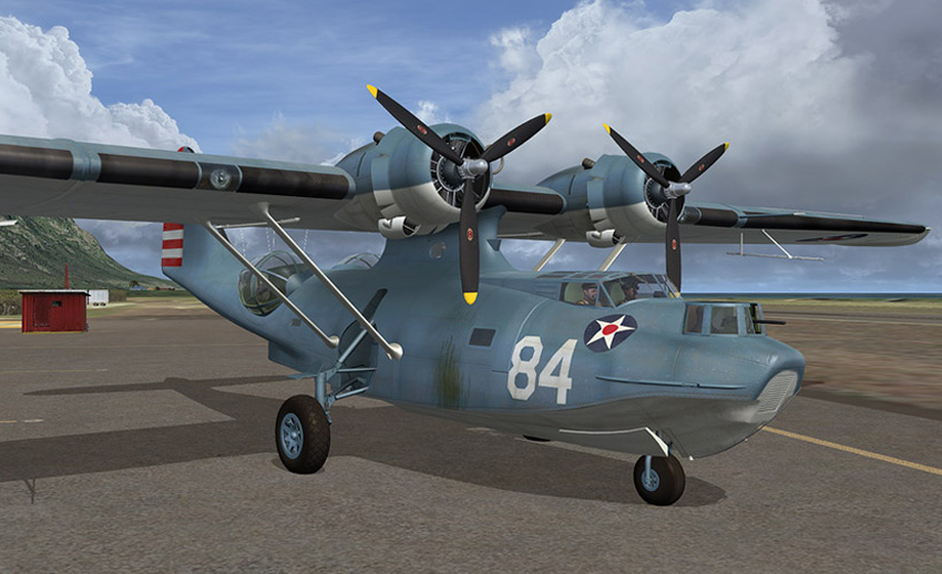 Picture-of-PBY Catalina-Aircraft gallery