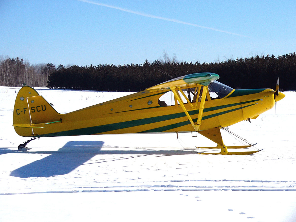 Picture-of-Piper PA-12 Super Cruiser-Aircraft gallery