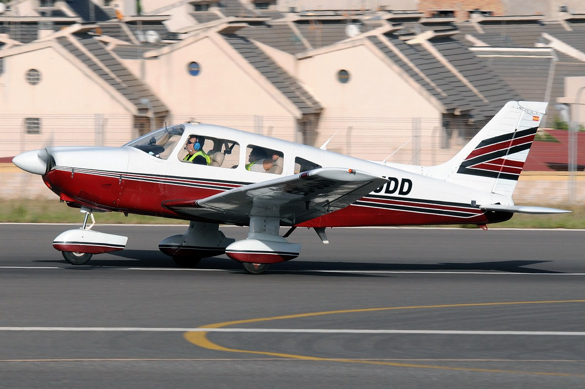 Picture-of-Piper PA-28-181 Archer II-Aircraft gallery