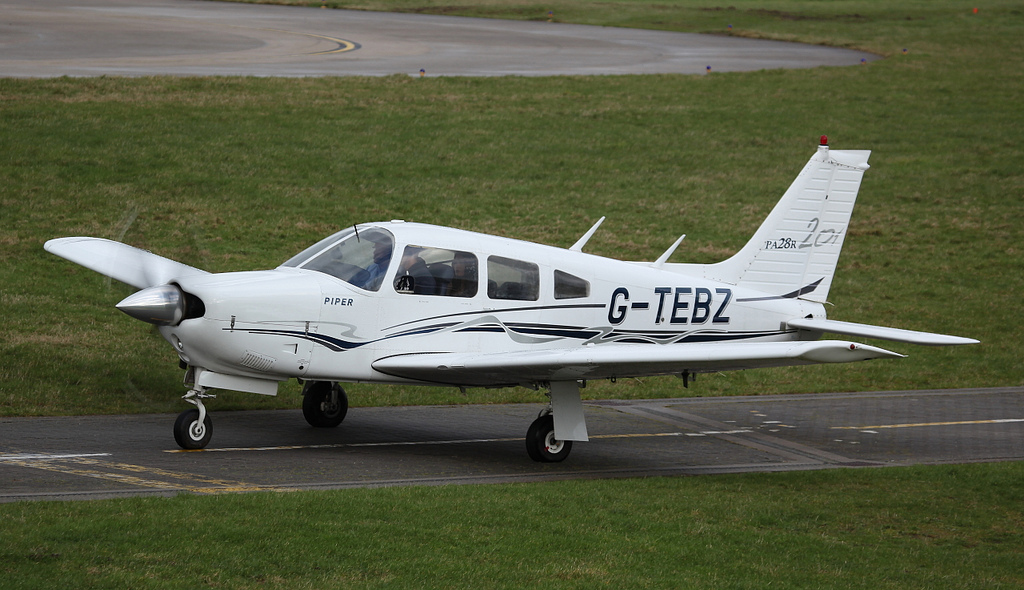 Picture-of-Piper PA-28R-201 Arrow III-Aircraft gallery