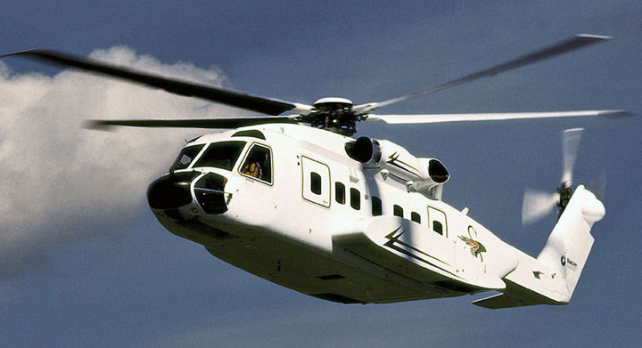 Picture-of-S-92-A Helibus-Aircraft gallery