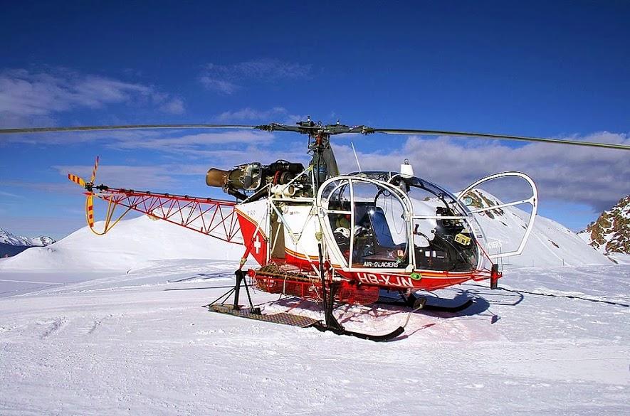 Picture-of-SA-315B Lama-Aircraft gallery