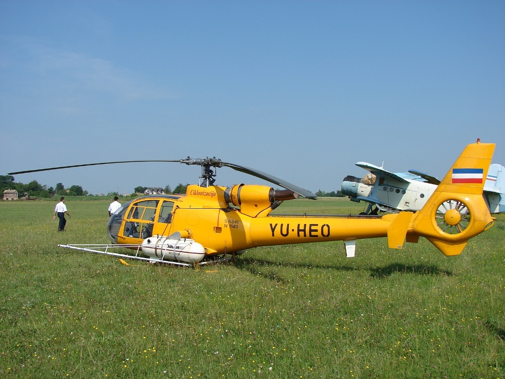 Picture-of-SA-341 Gazelle-Aircraft gallery