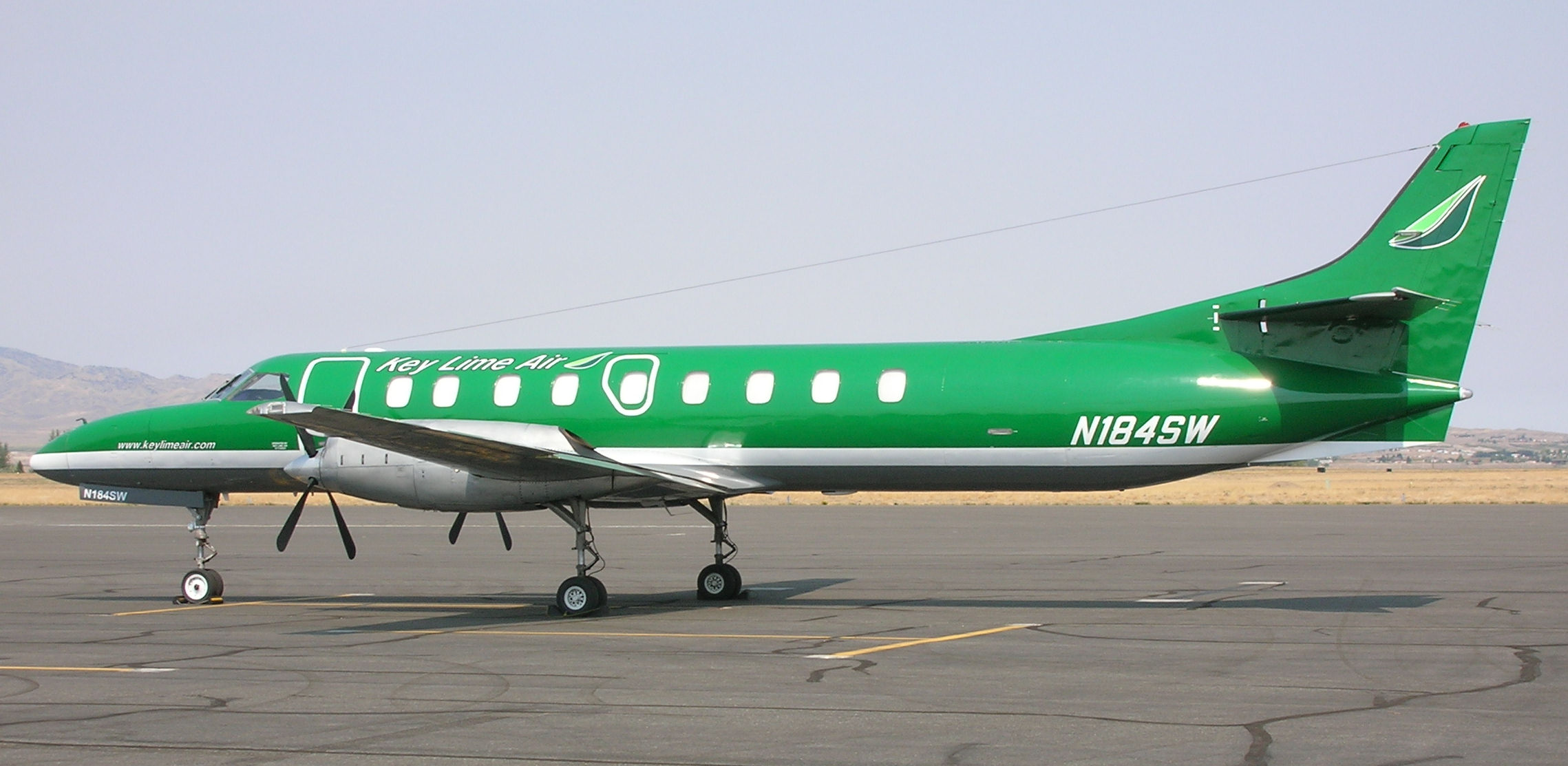Picture-of-Swearingen-Metroliner.jpg-Aircraft gallery