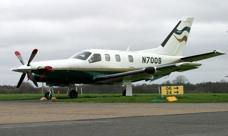 Picture-of-TBM 700C2-Aircraft gallery