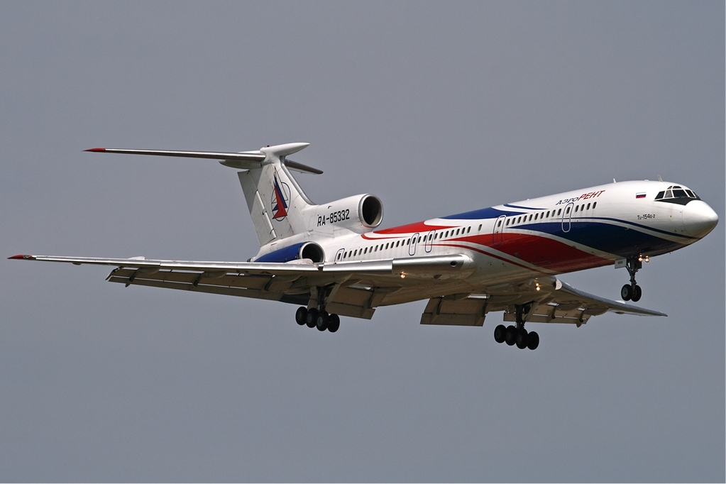 Picture-of-Tu-154B-Aircraft gallery
