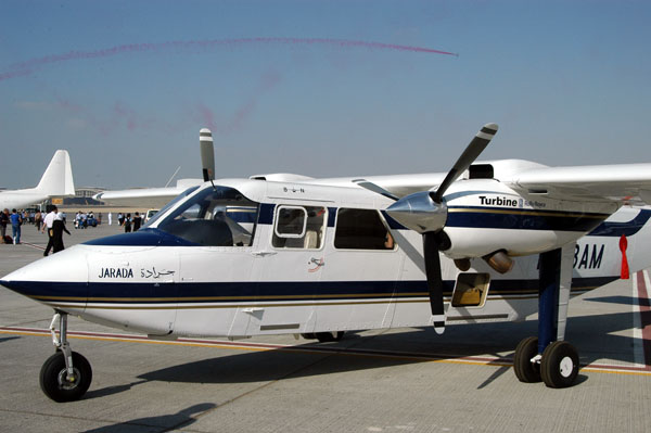 Picture-of-Turbine Islander-Aircraft gallery