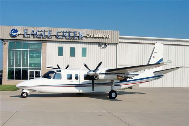 Picture-of-Turbo Commander 840 Jetprop-Aircraft gallery