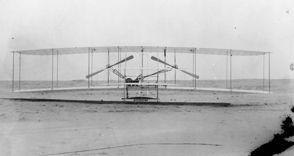 Picture-of-Wright Flyer-Aircraft gallery